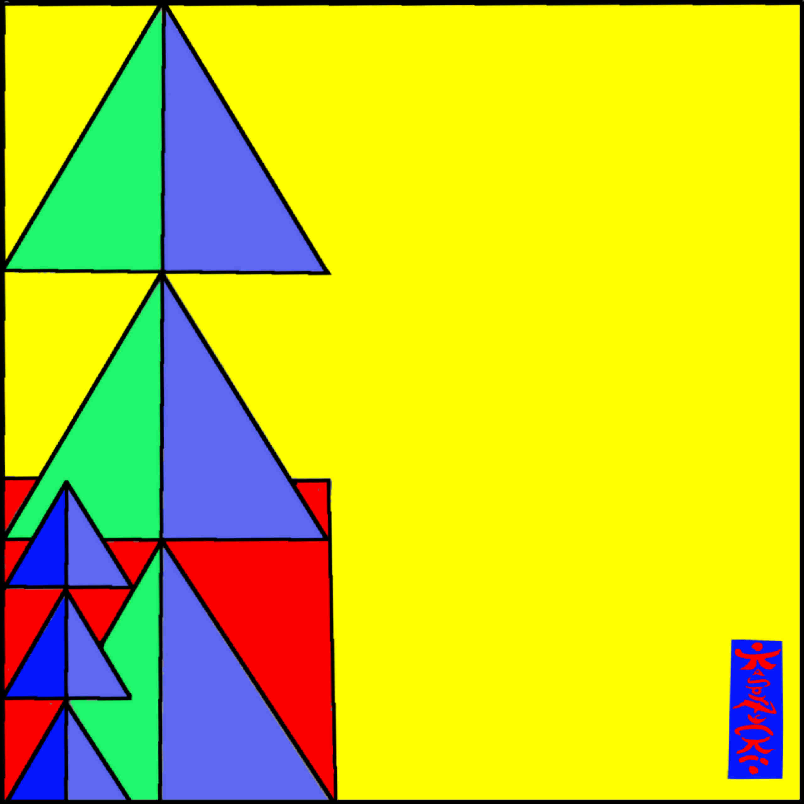 Rather Than Having The Edge Of The 3 New Tetrahedrons Equal The Cube's  Edge, Geometry Also Favors The Fractal With The Tetrahedron's Height Equal